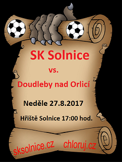 Solnice - Doudleby